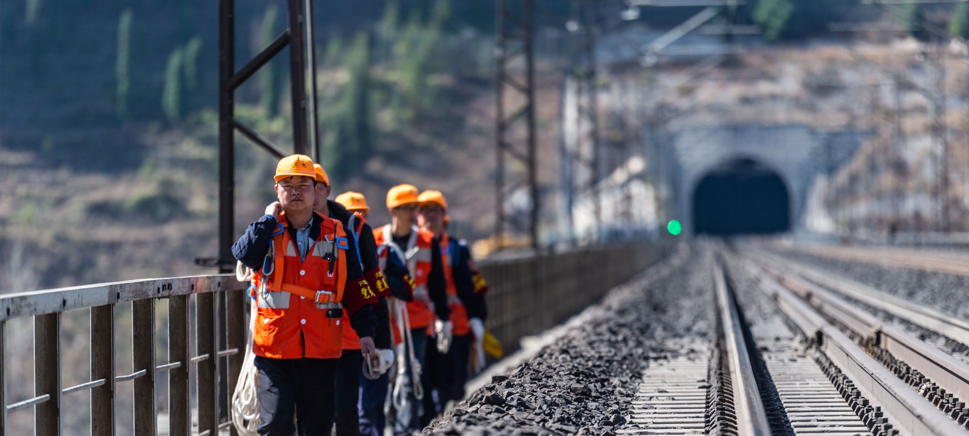 铁路巡检解决方案